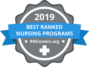 [state] GA Best Ranked RN Programs in [state] by RNCareers.org