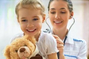 Pediatric Primary Care Nurse Practitioner