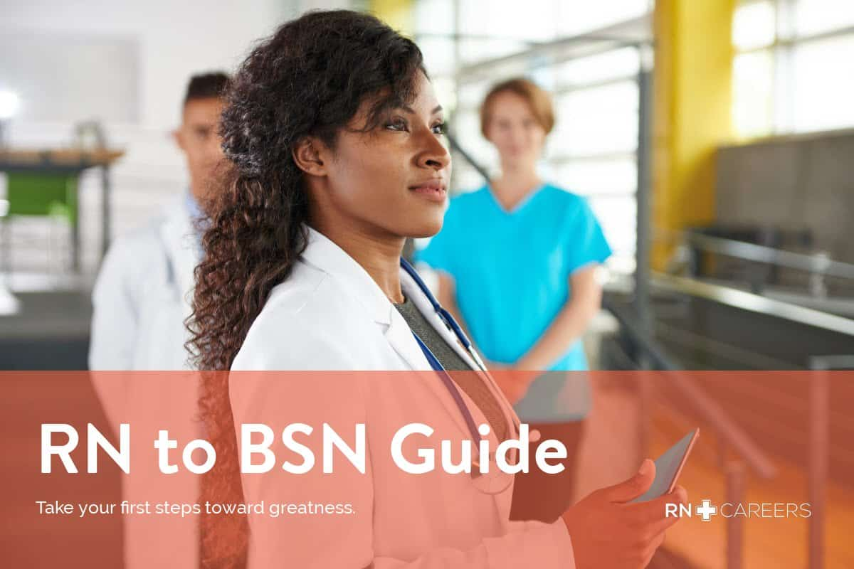 rn to bsn programs  salaries  nursing specialties