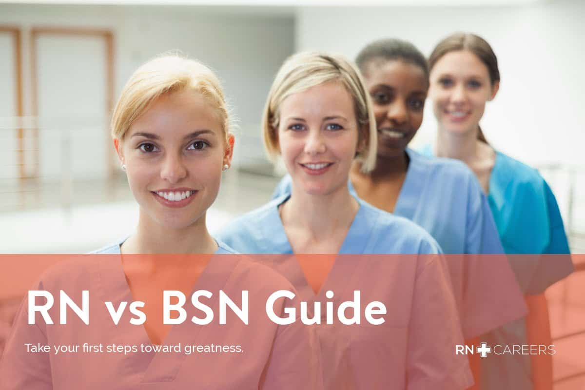 differences between rn vs bsn