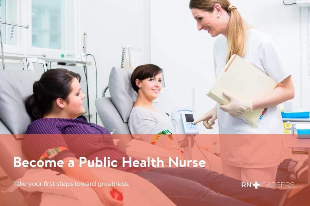 Become a Public Health Nurse   Salary - RNCareers.org