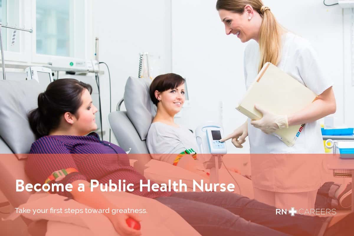 public health nurse - salary  u0026 certification