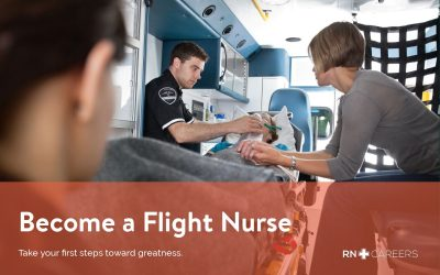 Become a Flight Nurse