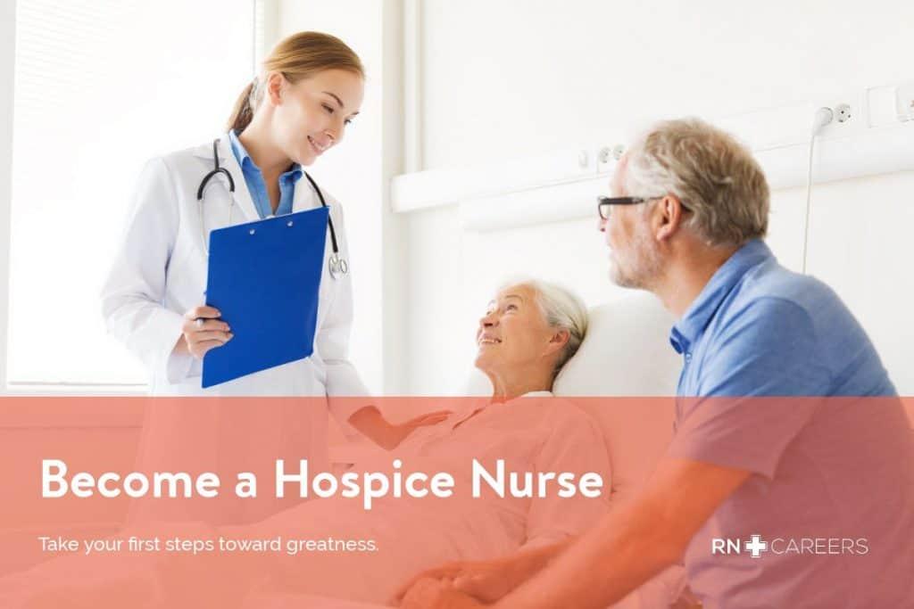 Become a Hospice Nurse