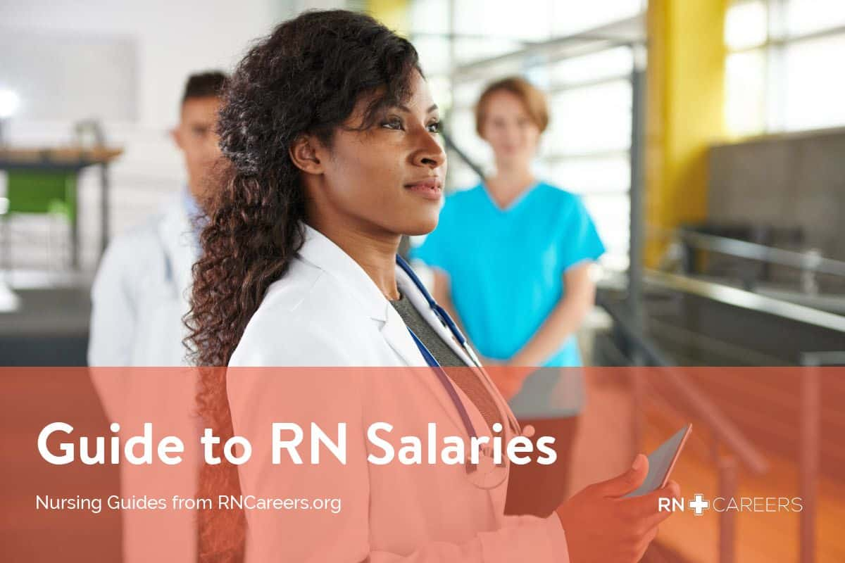 RN Salary Guide for ADN and BSN Nurses - RN Careers