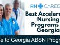 Accelerated Nursing Programs in Georgia
